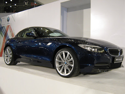 Bmw Z4 35i. The BMW Z4 sDrive 35i!