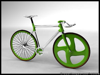 Model Sepeda Fixie