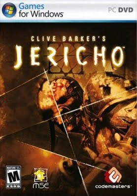 Categoria horror, Capa Download Clive Barkers Jericho (PC) (Full Rip)