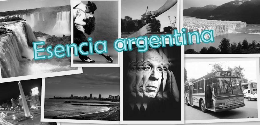 Esencia argentina