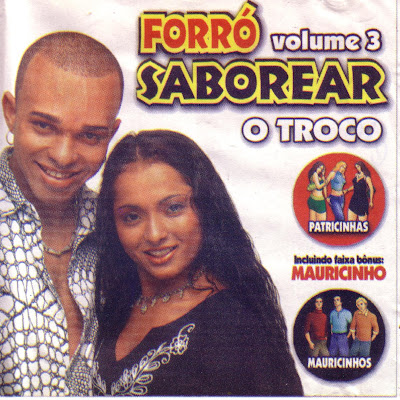 Baixar MP3 Grátis  Forró Saborear   O Troco (2003)