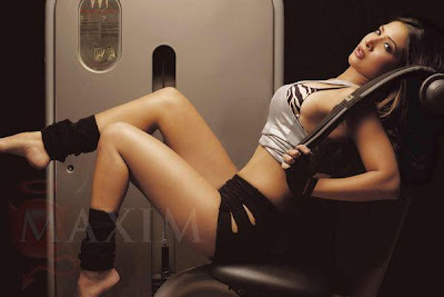 Kim Sharma Maxim Scans