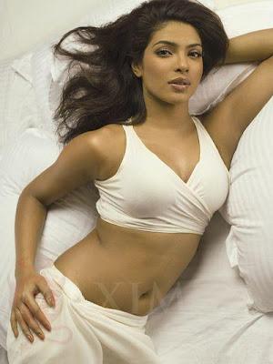 Priyanka Chopra Maxim Scans