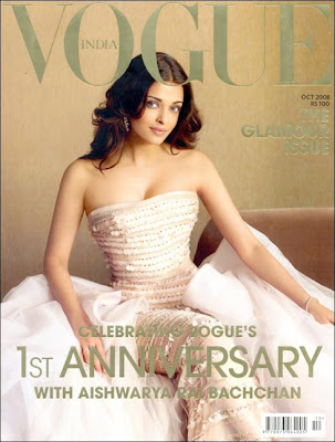Aishwarya Rai Photo Shoot For Vogue India
