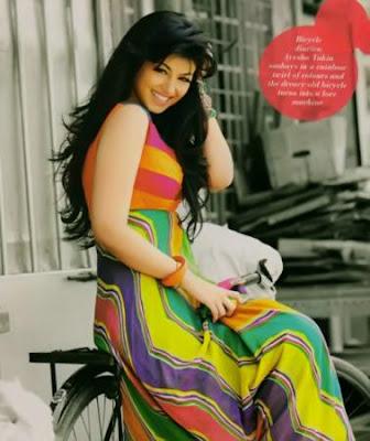 Ayesha Takia's Filmfare Photos