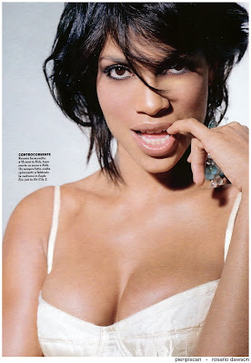 Rosario Dawson Max Magazine Photo shoot