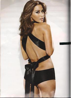 Rachel Stevens - FHM Magazine Scans