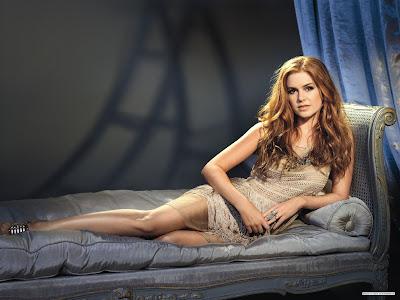 Isla Fisher InStyle Magazine 2009