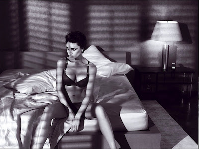 Victoria Beckham Giorgo Armani Photoshoot