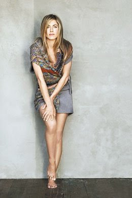Jennifer Aniston LUZ Magazine Photoshoot