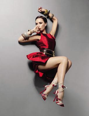 Victoria Beckham Vogue Magazine Photo shoot