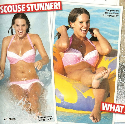 Danielle LLoyd Nuts Cover Scans