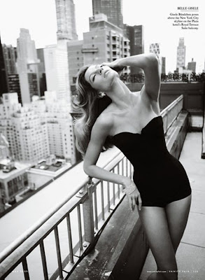 Gisele Bundchen Vanity Fair Scans