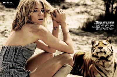 Sienna Miller DT Magazine Scans