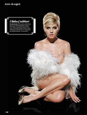 Elisha Cuthbert DT Magazine Scans