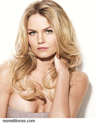 Jennifer Morrison, Men's Fitness magazine