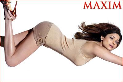 Shamita Shetty Maxim Scans