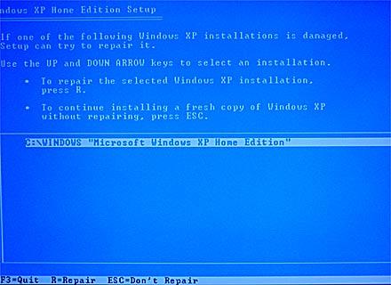 Formatando PC 5