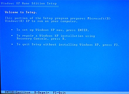 Formatando PC 4