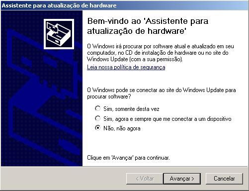 Assistente para atualização de hardware 1