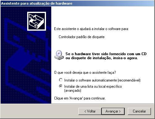 Assistente para atualização de hardware 2