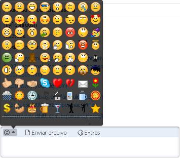 Skype emoticons 1