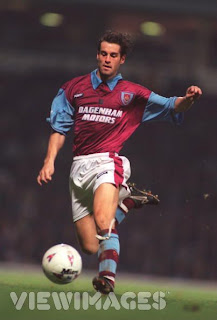 John Harkes at West Ham