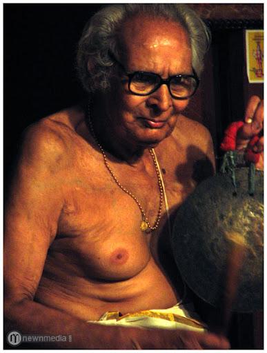 Muthachan - Kathakali Singer