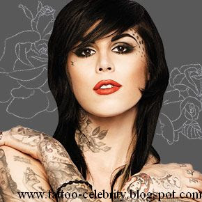 kat von d tattoos and meanings