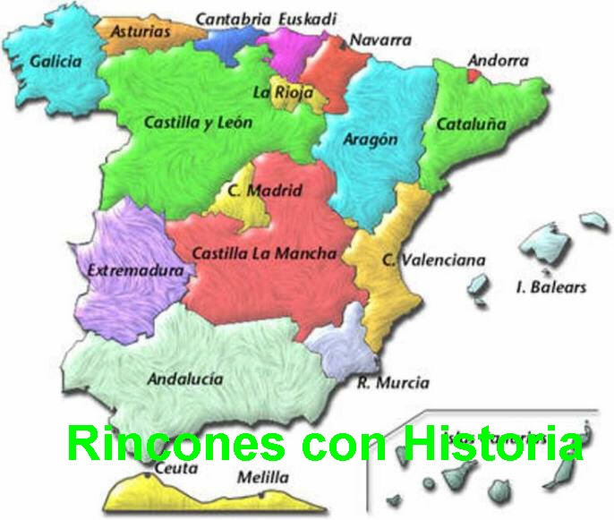 Rincones con Historia