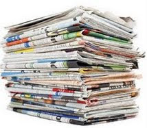 Εξώφυλλα  εφημερίδων ΠΑΤΗΣΤΕ ΕΔΩ