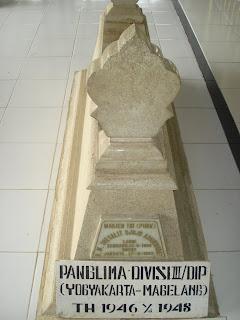 Makam Soesalit di Rembang