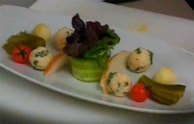 Taze Baharatlı Peynir Topları - Videolu Tarifi