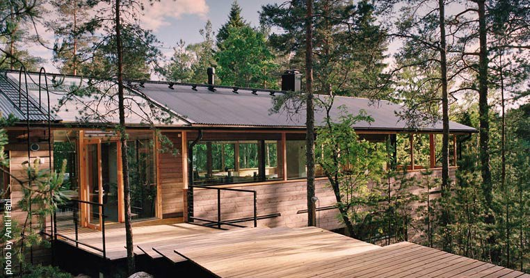Residence in Espoo, Finland