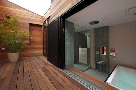 House in Kanagawa Prefecture, Japan
