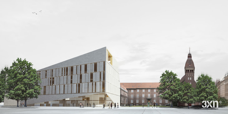 Architecture Overview: Frederiksberg Courthouse