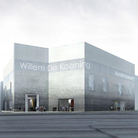 Architecture Overview: Kunstmuseum Extension