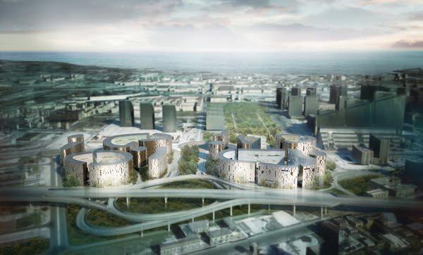 Comparto Cultural District Master Plan [Naples, Italy]