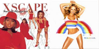 mariah carey copied xscape thank god i found you plagiarism One of those love songs