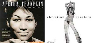 christina Aguilera impossible rip off aretha franklin Aint no way Alicia keys