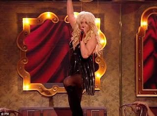 Christina express x-factor
