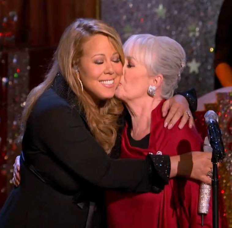 Diva Devotee: Mariah Carey ABC Christmas Special 2010: Watch and ...