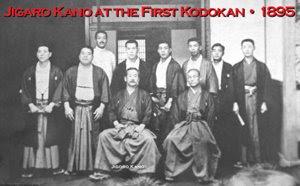 Jigoro Kano 1895 cropped O Pai do judo e da Educação Física