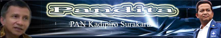 Dewan Pimpinan Ranting Partai Amanat Nasional Kadipiro - Kota Surakarta