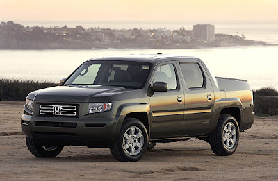The Honda Ridgeline Takes Advantage Of An Innovative New Truck Body  Construction And A Steel Reinforced Composite Bed To Deliver True Truck  Capabilities ...
