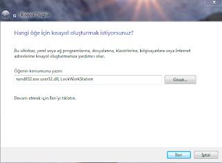 Windows XPde kısayol tuşlarını kullanmayı öğrenme