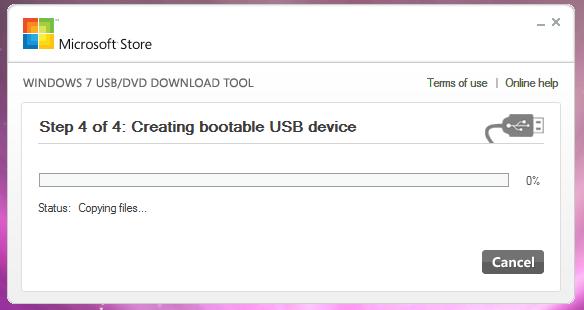 Не забудьте перед установкой Windows с флешки включить в BIOSе загрузку ком