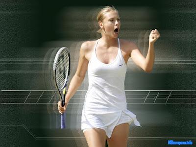 Sharapova on Maria Sharapova Wallpapers Tennis Player