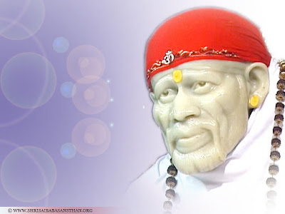 Free Shirdi Saibaba Wallpapers for Desktop Image : Saibaba in Red Turban