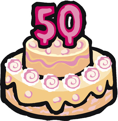 birthday cake greetings. Download Free Happy 50th birthday greetings cards